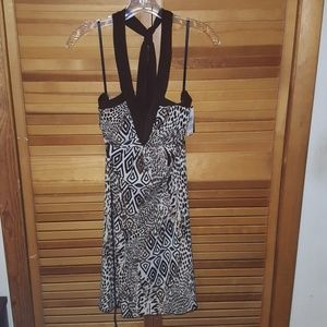 NWT Byer California Indian Summer dress
